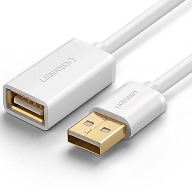 USB 2.0 Verlängerungskabel, USB 2.0 to USB 2.0 Verlängerungskabel Male - Female 1.0m (3Ft)