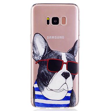 غطاء من أجل Samsung Galaxy S8 Plus S8 نموذج غطاء خلفي كلب ناعم TPU إلى S8 S8 Plus S7 edge S7 S6 edge S6