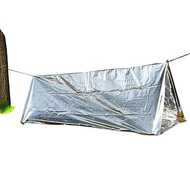 Fengtu 1 persoană Accesorii cort Simplu Cort de campare O cameră Cort Pliant Portabil Rezistent la Vânt Compact Material Ușor pentru