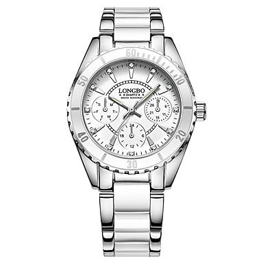 Pentru femei Ceas Elegant  Ceas La Modă Ceas de Mână Ceas Brățară Unic Creative ceas Ceas Casual Simulat Diamant Ceas Japoneză Quartz