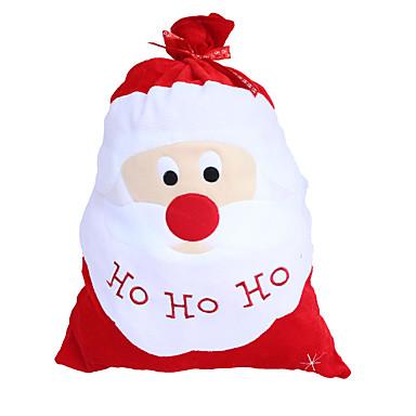 Weihnachtsprodukte pleuche weihnachtsgeschenkbeutel groß santa claus geschenk taschen santa claus bag zurück
