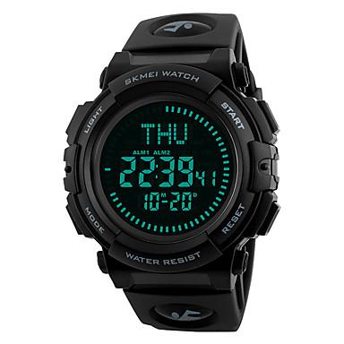 Ceas Smart Rezistent la Apă Standby Lung Sporturi Busolă Multifuncțional Cronometru Ceas cu alarmă Calendar Cronograf OtherNr Slot Sim