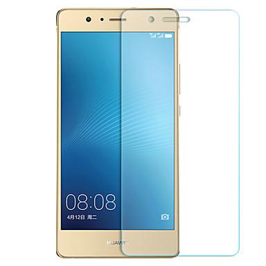 Screenprotector Huawei voor Gehard Glas 1 stuks Voorkant screenprotector 2.5D gebogen rand 9H-hardheid High-Definition (HD)