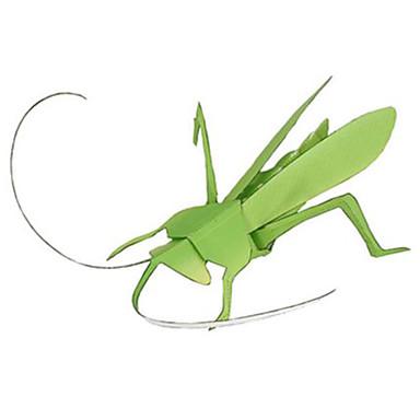 Puzzle 3D Modelul de hârtie Μοντέλα και κιτ δόμησης Pătrat Insectă Reparații Hârtie Rigidă pentru Felicitări Clasic Unisex Cadou