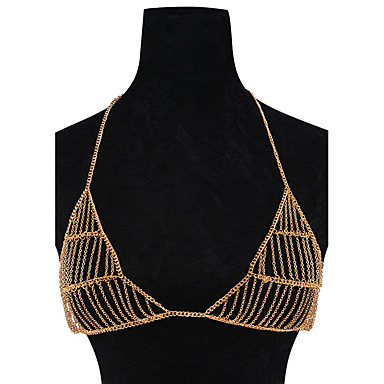Dames Lichaamssieraden Body Chain / Belly Chain Modieus Legering Sieraden Voor Dagelijks gebruik Causaal Outdoorkleding Club