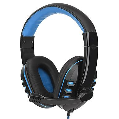 المحمولة سماعة الألعاب مع ميكروفون سوبر باس ستيريو سماعة فوق الأذن سماعة السلكية سماعة لأجهزة الكمبيوتر