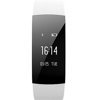 Smart-ArmbandWasserdicht Verbrannte Kalorien Schrittzähler Übungs Tabelle Herzschlagmonitor Touchscreen Distanz Messung Blutdruck Messung