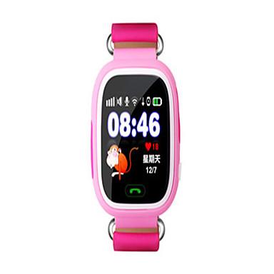 Herrn Smart Uhr digital Silikon Band Blau Orange Rosa