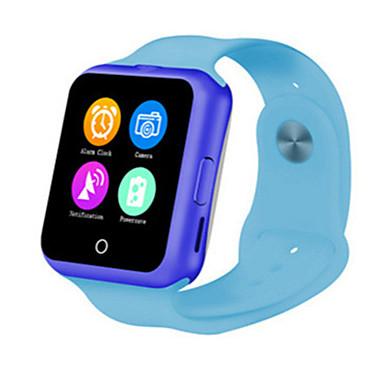 Herrn Smart Uhr Modeuhr digital Wasserdicht Caucho Band Schwarz
