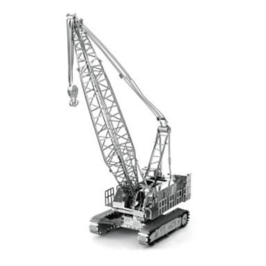 لعبة سيارات قطع تركيب3D تركيب تركيب معدني قطار ألعاب Train شاحنة 3D اصنع بنفسك الفولاذ المقاوم للصدأ كروم معدن غير محدد قطع