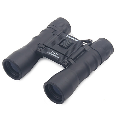16X30mm Binoculars Handheld Spotting Scope Military Porro Prism High Powered Carrying Case Generic Military Bird watching Hunting General