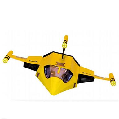 Puzzle 3D Modelul de hârtie Lucru Manual Din Hârtie Μοντέλα και κιτ δόμησης Pătrat Aeronavă Luptător Simulare Reparații Hârtie Rigidă