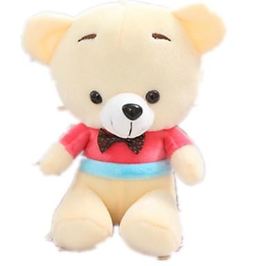 Plüschtiere Spielzeuge Bär Tier Baumwolle Unisex Stücke