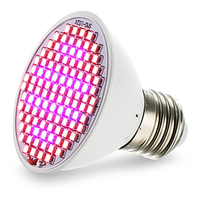 4.5 W E27 LED Grow Lights 106 SMD 3528 800-850LM Red Blue AC85-265 V 1 pc