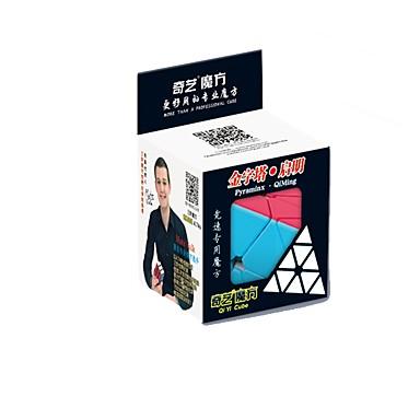 Rubiks kubus Warrior Pyramid Soepele snelheid kubus Magische kubussen Puzzelkubus Driehoek Geschenk