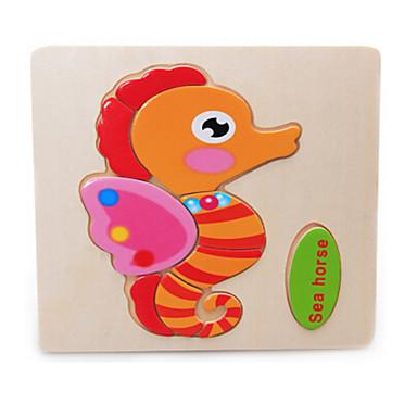 Legpuzzel Speeltjes Vissen Paard Niet gespecificeerd Stuks