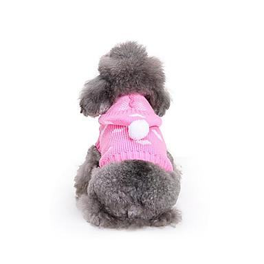 Hund Pullover Kapuzenshirts Hundekleidung Lässig/Alltäglich Herzen