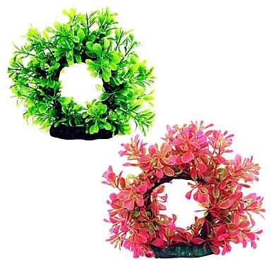 Aquarium Dekoration Blume