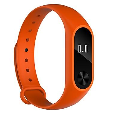 سوار الذكية YYW52 for iOS / Android / iPhone شاشة لمس / رصد معدل ضربات القلب / مقاوم للماء المقتفي النبض / عداد الخطى / متتبع النشاط