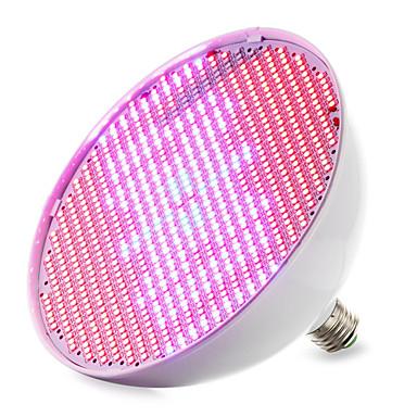 Недорогие Светодиодные электролампы-1шт 30 W Растущая лампочка 14400-16000M E26 / E27 800 Светодиодные бусины SMD 2835 Красный Синий 85-265 V / 1 шт. / RoHs / FCC