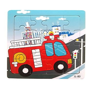 Legpuzzel Houten puzzels Educatief speelgoed Automatisch Zeedier Dieren Hout Cartoon Unisex Geschenk