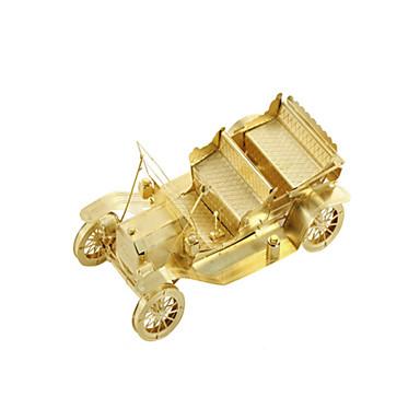 Speelgoedauto's Legpuzzel Metalen puzzels Automatisch 3D DHZ Koper Metaal Unisex Geschenk