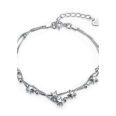 Pentru femei Bratari Strand Bijuterii Design Basic Plastic Star Shape Bijuterii Pentru Nuntă Petrecere Logodnă Zilnic Casual Muncă