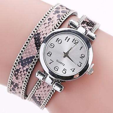 Pentru femei Unic Creative ceas Ceas Brățară Ceas La Modă Ceas Casual Chineză Quartz cald Vânzare Aliaj Bandă Charm Casual Elegant Alb