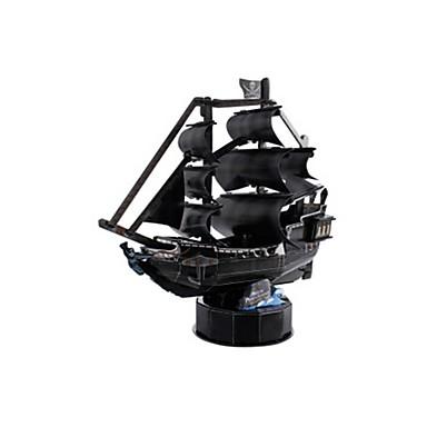 Puzzle 3D Puzzle Modelul de hârtie Navă 3D Articole de mobilier Reparații EPS+EPU Pirat Unisex Cadou