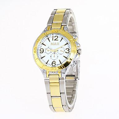 Pentru femei Quartz Ceas de Mână Ceas Militar  Ceas Sport Ceas Casual Oțel inoxidabil Bandă Charm Lux Vintage Creative Casual Unic Watch