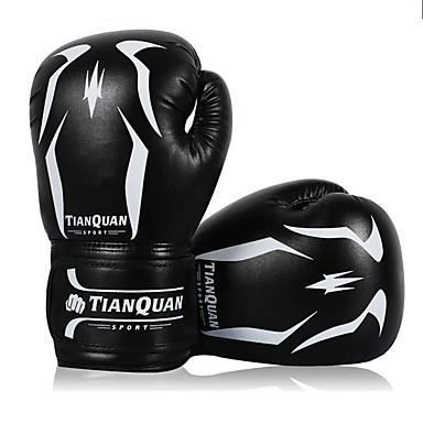 Trainingsapparatuur / Bokszakhandschoenen / Professionele bokshandschoenen voor Boksen / Martial art / Mixed Martial Arts (MMA) Draagbaar / Ademend / Beschermend PU-nahka / Sieni