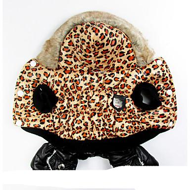 Câine Haine Îmbrăcăminte Câini Casul/Zilnic Buline Leopard