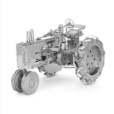 قطع تركيب3D تركيب ألعاب شاحنة 3D اصنع بنفسك ستانلس ستيل معدن غير محدد قطع