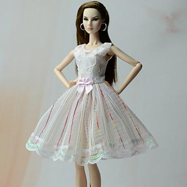 Prințesă Rochii Rochii Pentru Barbie Doll Rochii Pentru Fata lui păpușă de jucărie
