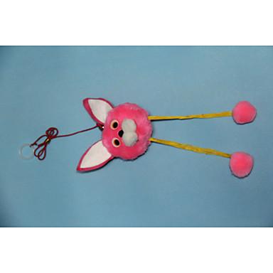 Jucărie Pisică Jucării Cățel Jucării Animale Jucării de Mestecat Drăguț Bumbac Pentru animale de companie