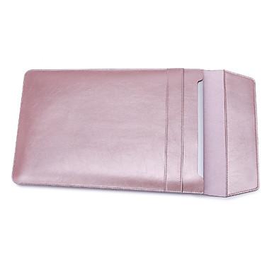 Mâneci pentru Culoare solidă PU piele Noul MacBook Pro 15