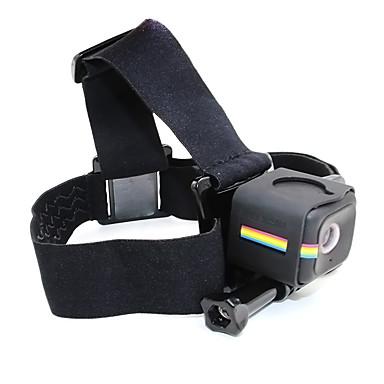 Curele de Cap Pliabil Non-Slip Screw-on Rezistent la uzură Pentru Cameră Acțiune Polaroid Cube Ciclism recreațional Camping & Drumeții