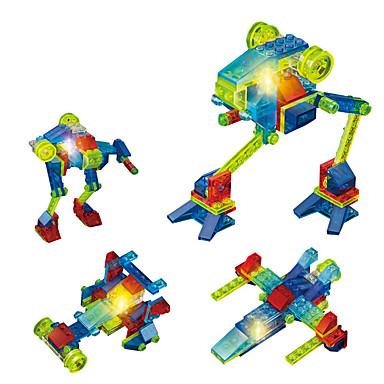 Iluminat LED Lego Jucării Educaționale Jucarii Luptător Imperial Walker Cristal ABS Pentru copii Fete Unisex Bucăți