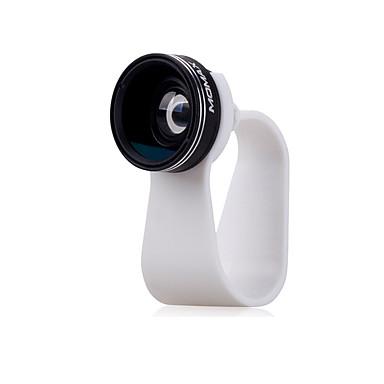 Telefon obiectiv cu unghi larg obiectiv macro obiectiv de aluminiu 10x momax x-lentile telefon mobil camera lentile kit pentru Samsung