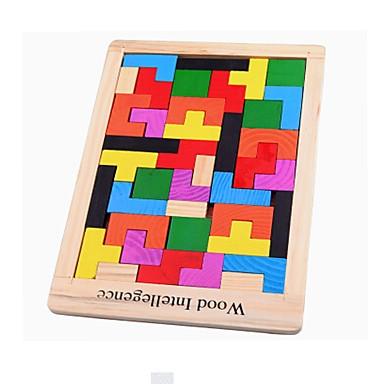 Puzzle Puzzle Lemn Pătrat 2