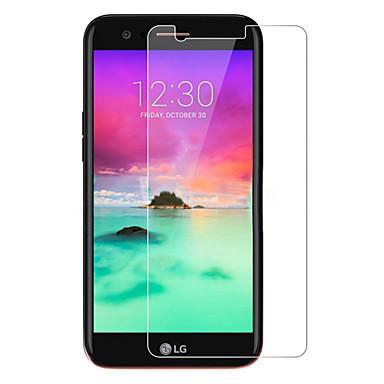 Protetor de Tela LG para LG K8 (2017) Vidro Temperado 1 Pça. Protetor de Tela Frontal Borda Arredondada 2.5D Dureza 9H Alta Definição (HD)