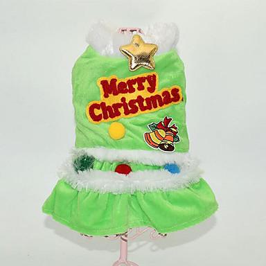 Kat Hond kostuums Hondenkleding Cosplay Kerstmis Kerstmis Kostuum Voor huisdieren