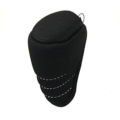 voordelige Autostoelcovers & Accessoires-Universele auto antislip versnellingsbak verschuiving hefboom knop omslag bescherming bescherming zwart