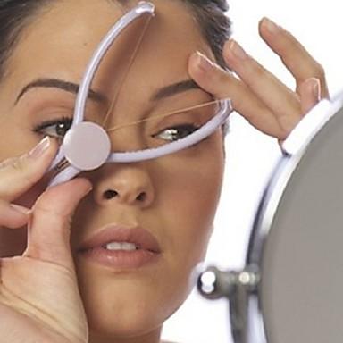 Cotton Facial Hair Remover Face pring Threading Epilator Defeatherer DIY Makeup Cometic