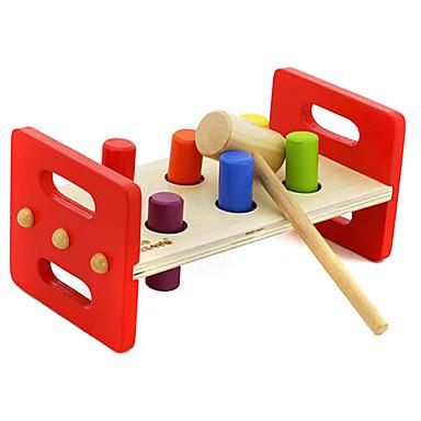 Hameren / beukende speelgoed Speeltjes Baby- & peuterspeelgoed Educatief speelgoed Speeltjes Rechthoekig Puinen Kinderen Jongens Meisjes