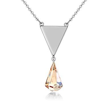 Pentru femei Personalizat Lux Boem Modă Coliere Cristal Cristal Aliaj Coliere . Personalizat Lux Boem Modă Petrecere Bikini