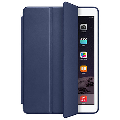 Case For Apple iPad Air iPad Mini 4 iPad Mini 3/2/1 iPad 4/3/2 iPad Air 2 Shockproof Auto Sleep/Wake Up Full Body Cases Solid Color Hard