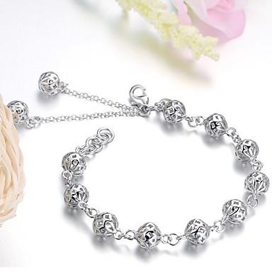 Pentru femei Brățări cu Talismane Bijuterii Cute Stil Argilă Minge Bijuterii Pentru Nuntă Petrecere Zilnic Casual Muncă