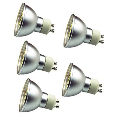 3W 280 lm GU10 Spoturi LED 30 led-uri SMD 5050 Decorativ Alb Cald Alb Rece AC 12V