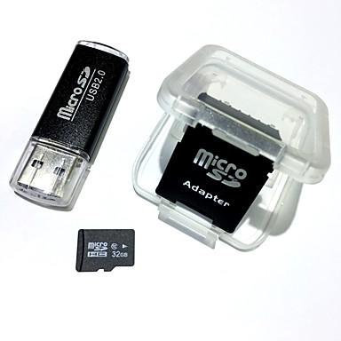 32GB Micro SD kort TF Card hukommelseskort Class10 AntW5-32